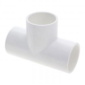 Té 1'' PVC pour tuyau de spa