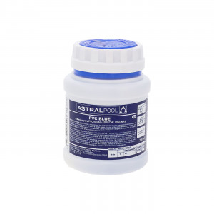 Blue PVC Glue for Spa Piping
