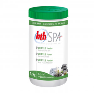 Spa HTH Ph Plus in Powder