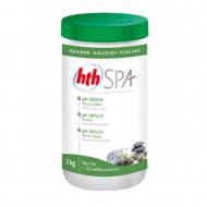 HTH Spa PH moins