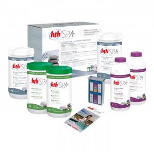 HTH Spa Active Oxygen Treatment Pack
