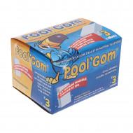 Gomme nettoyage ligne d'eau - Pool'Gom®