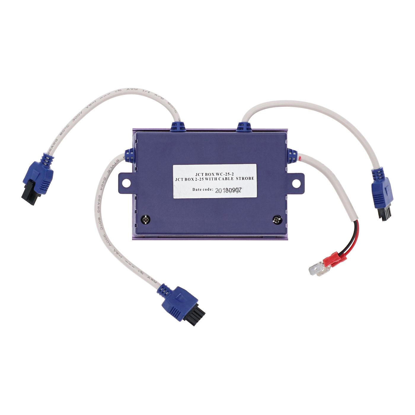 5-50-2D LED Connector Box