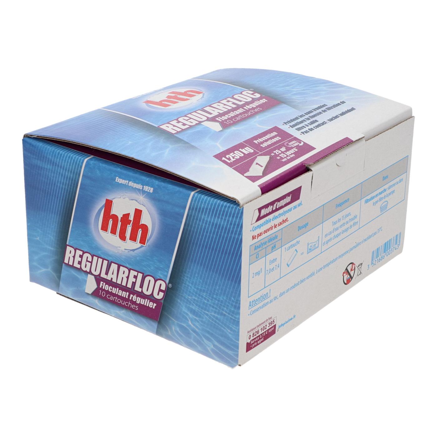 RegularFloc HTH Spa