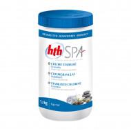 HTH Spa Stabilized Chlorine in Granules