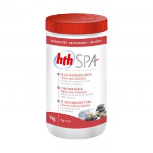 HTH Spa Flash Désinfection
