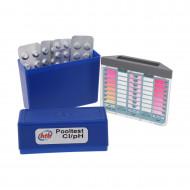 HTH Kit d'analyse Chlore/pH