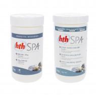 Boospa Bromine + Shock Treatment Kit