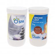 Bromine + Choc treatment pack