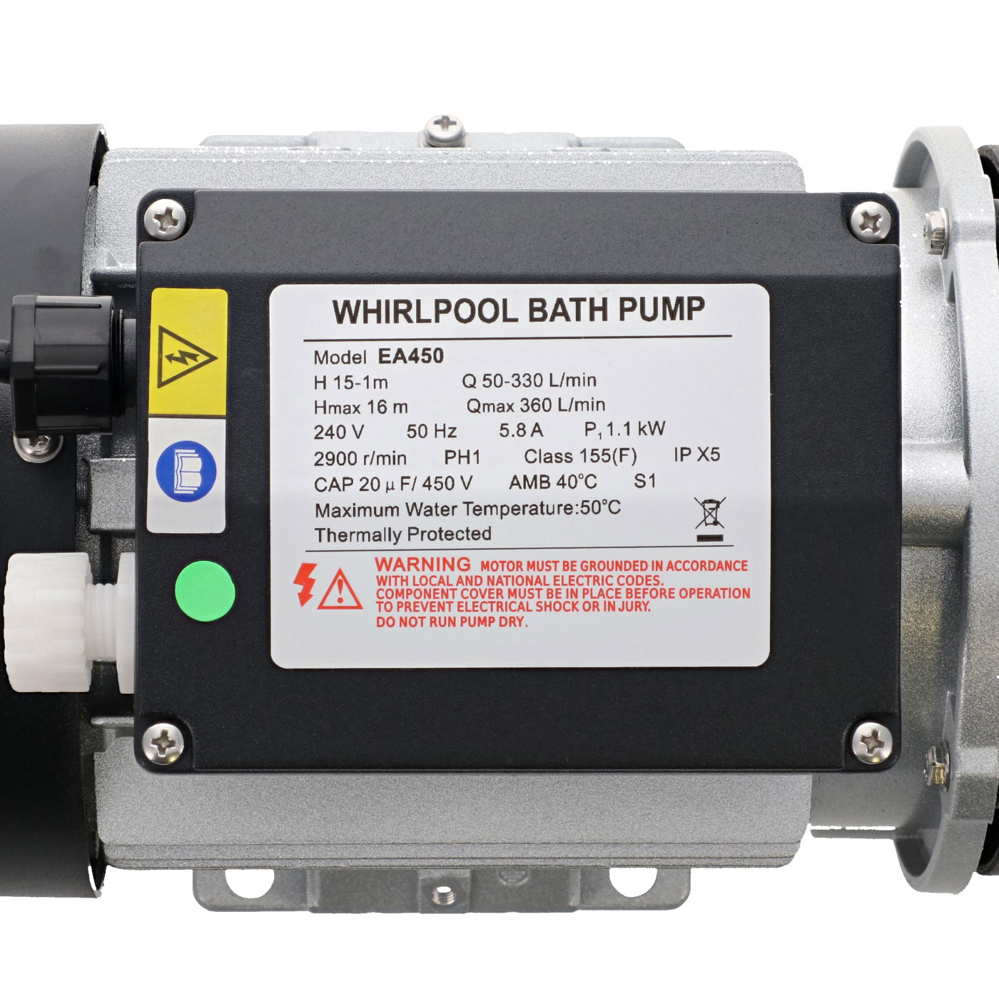 EA450 massage Pump