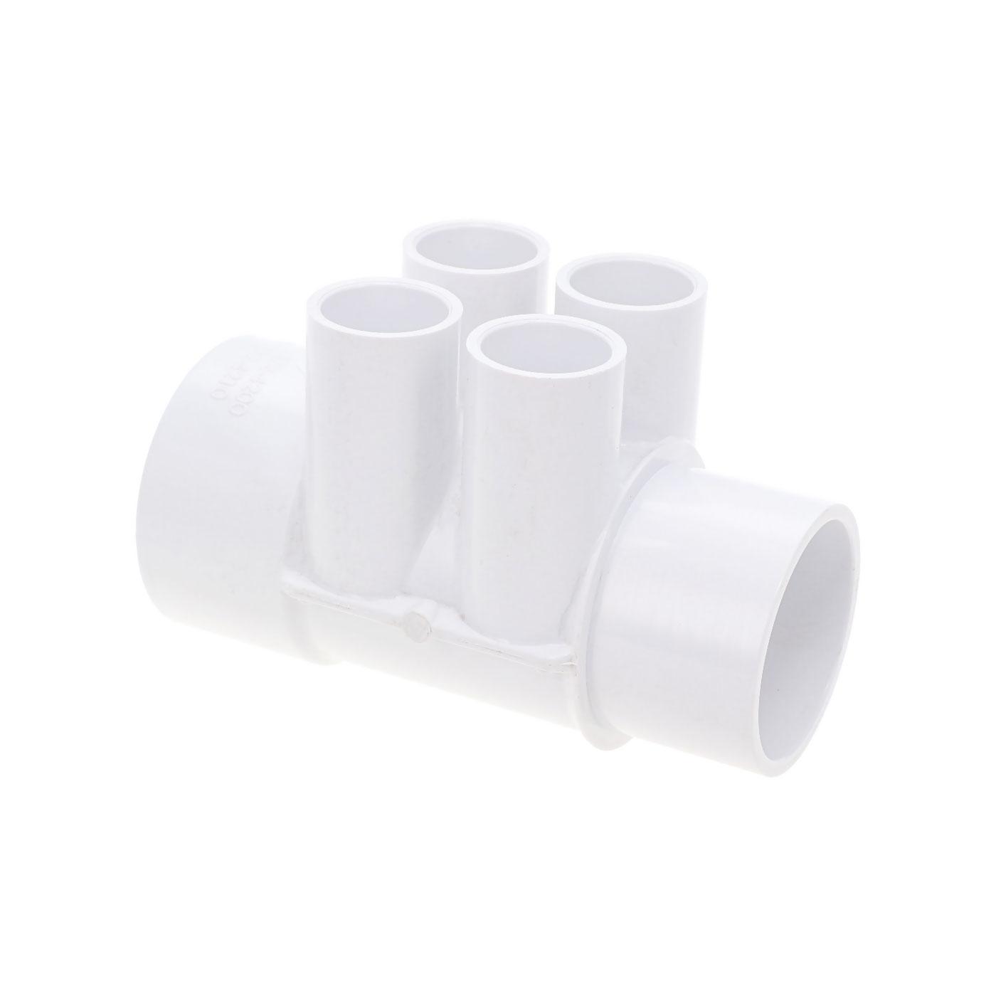 2'' M/F Manifold - 4 3/4'' F Ports - Ref 672-4200