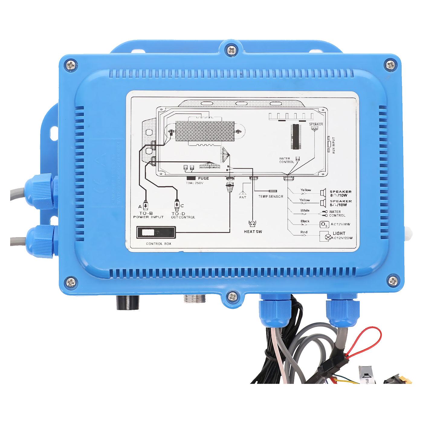 D7005 Control Box