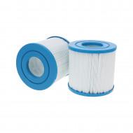 Lot de 2 filtre (40352 / C-4401 / PRB17.5SF PR / T-4401 / FC-2386)