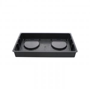 LVJ double filter skimmer basket - 50 mm