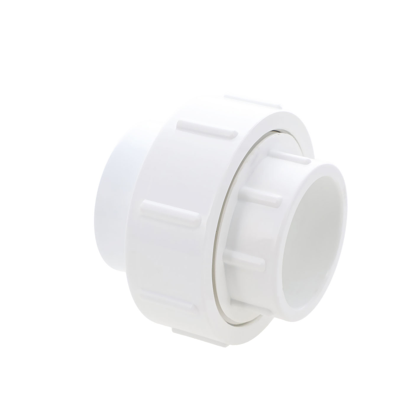 Spa Pipe 1.5'' PVC Connecting Sleeve to Screw