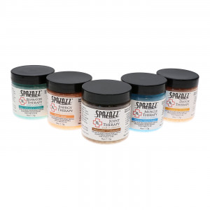 Spazazz RX Therapy Cystals 4oz Sample Container - 113g