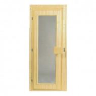 Porte pour sauna