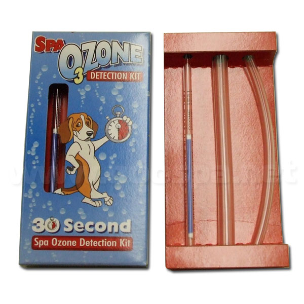 Ozone Detection Kit for Spa or Pool