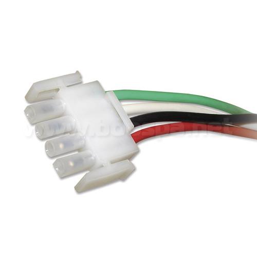 4 Pin AMP Male Plug
