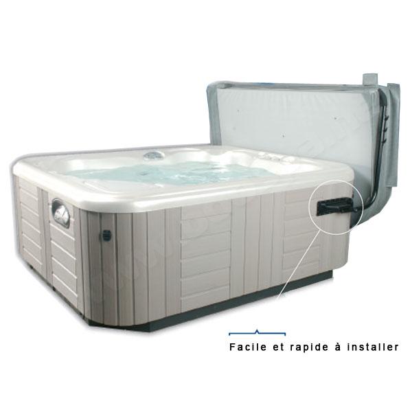 Lève couverture de spa covermate 1 Eco