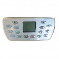 CT1 DX1 Control Panel