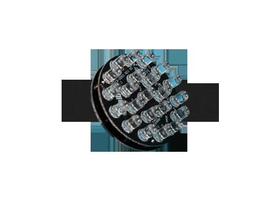 Plaque 22 LED MoodEFX Synchronized