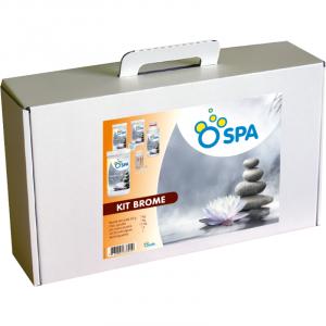 Kit Spa Brome - Valisette Spa