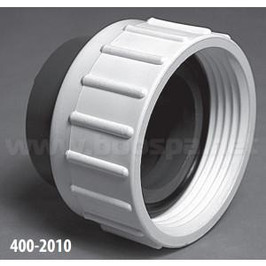 Union pompe 1.5'' vers tuyau 50 mm ref. 400-2010