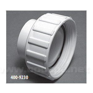 2'' Pump Union to 1.5'' Pipe Ref. 400-9230