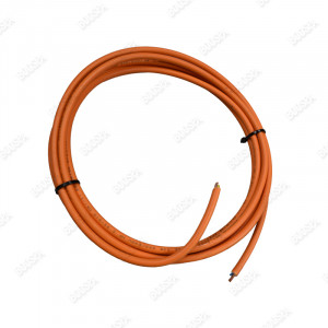 Silicon power supply cable 3 x 1.5mm² - 4 meters