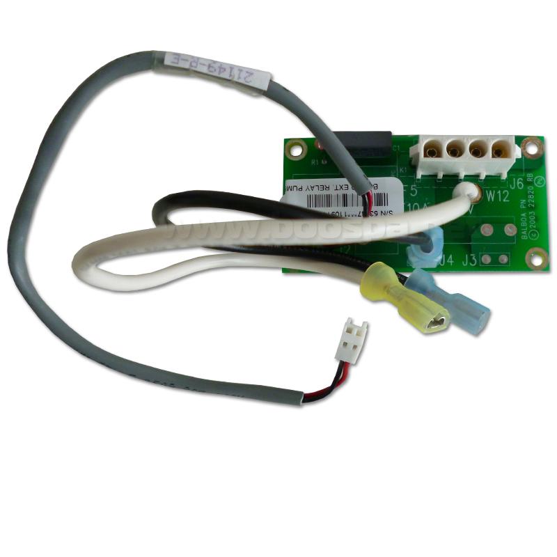 Carte électronique de relais pompe 53547