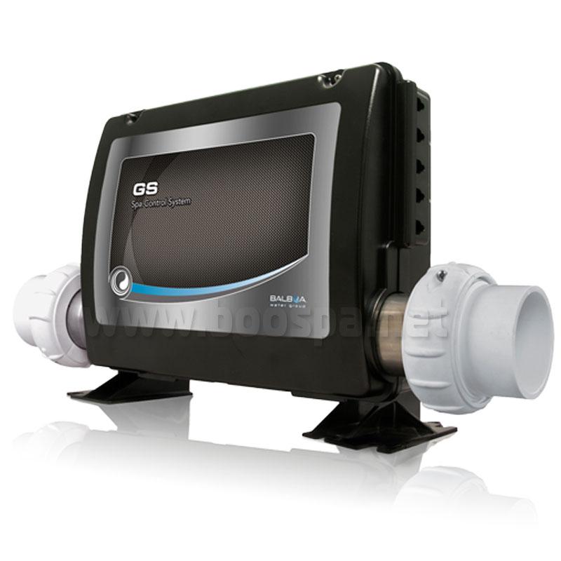 Boitier électronique + réchauffeur GS500Z