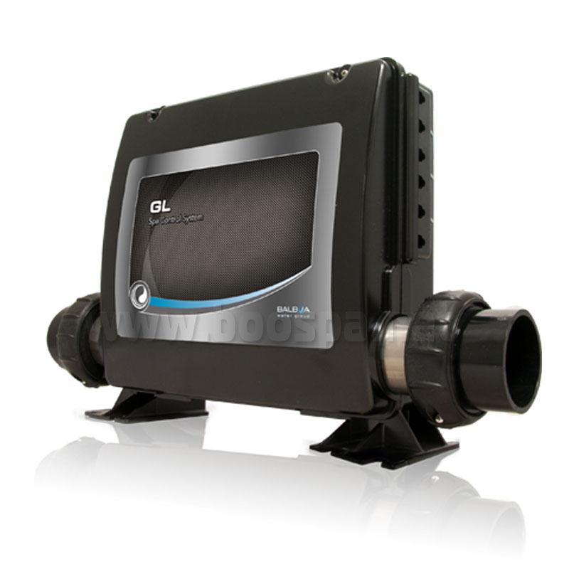 GL2000 M3 Electronic Control Box + Heater
