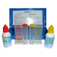 Trousse d'analyse eau de spa Chlore/brome/pH