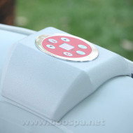 PVC Base for Inflatable Spa Control Panel