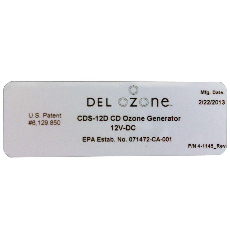 Ozonateur CDS-12