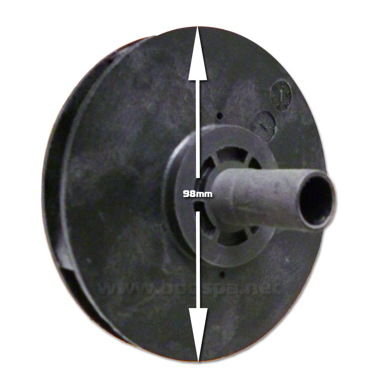 Impeller for Pump LX DH1.0