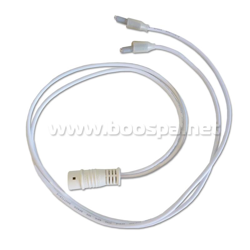 Câble + 2 LED périphériques