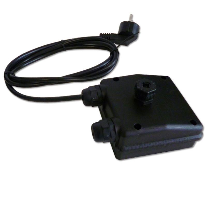 Coffret NCC sans disjoncteur