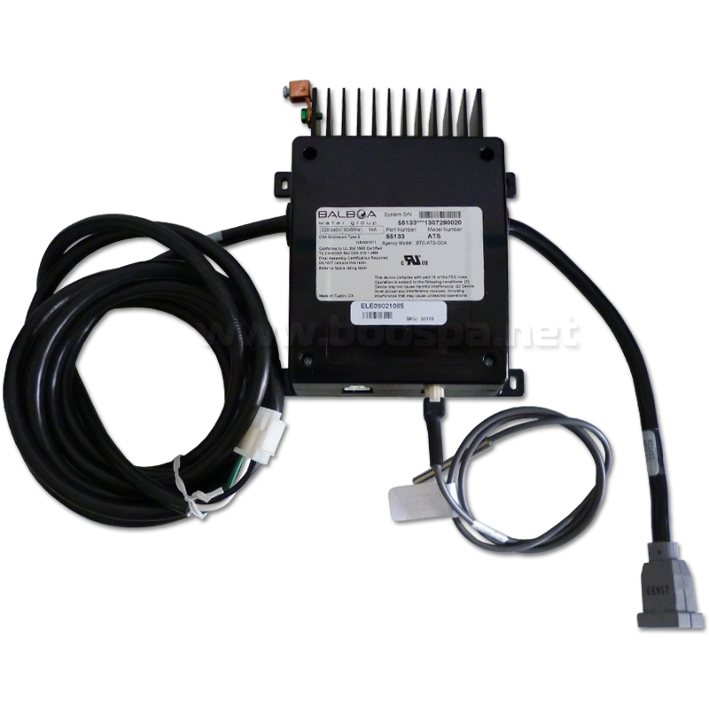 ATS Sequential Electronic Control Box