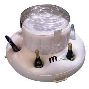 Bar flottant gonflable