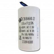 Condensateur pour pompe JA100
