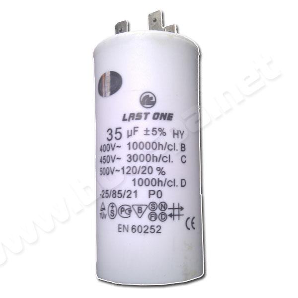 35µ Spa Pump Capacitor