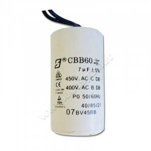 Capacitor for JA50 Pumps
