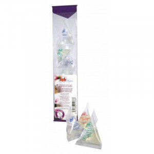 Pack of 10 Essential Oil Sachets HTH Spa
