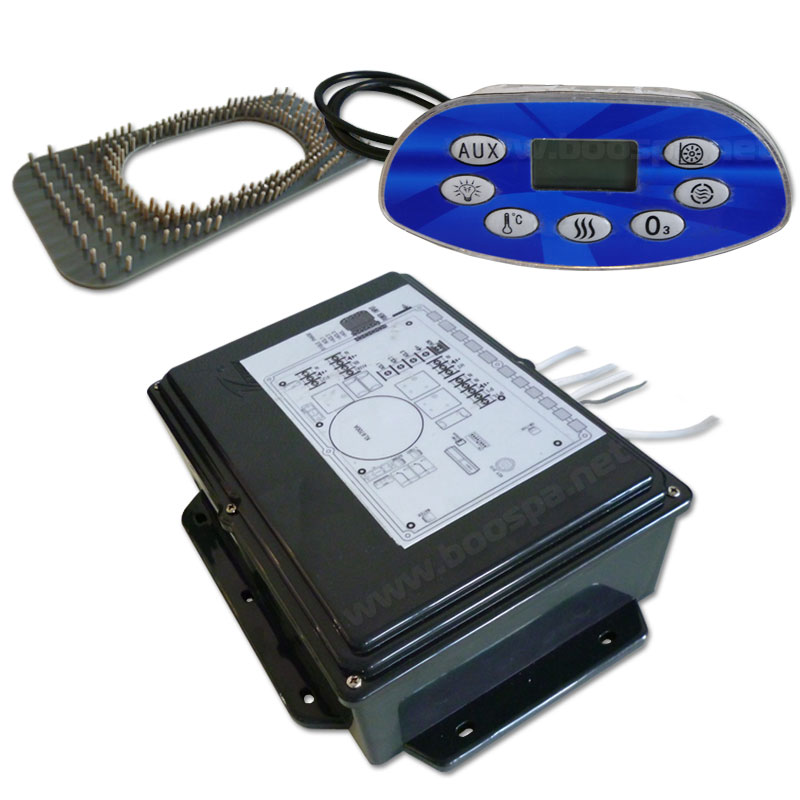KL6700 Complete Spa Control Pack