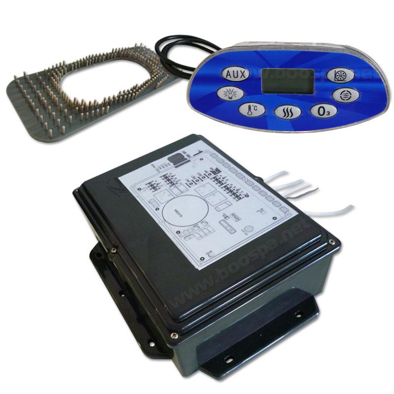 Pack de contrôle spa complet KL6700