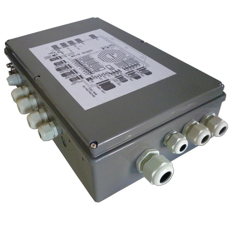 KL8-3 Control System + Control Panel