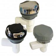 Vanne de régulation pour Cascade Inox/ABS/Bicolor ABS,Bicolore ABS-INOX,INOX