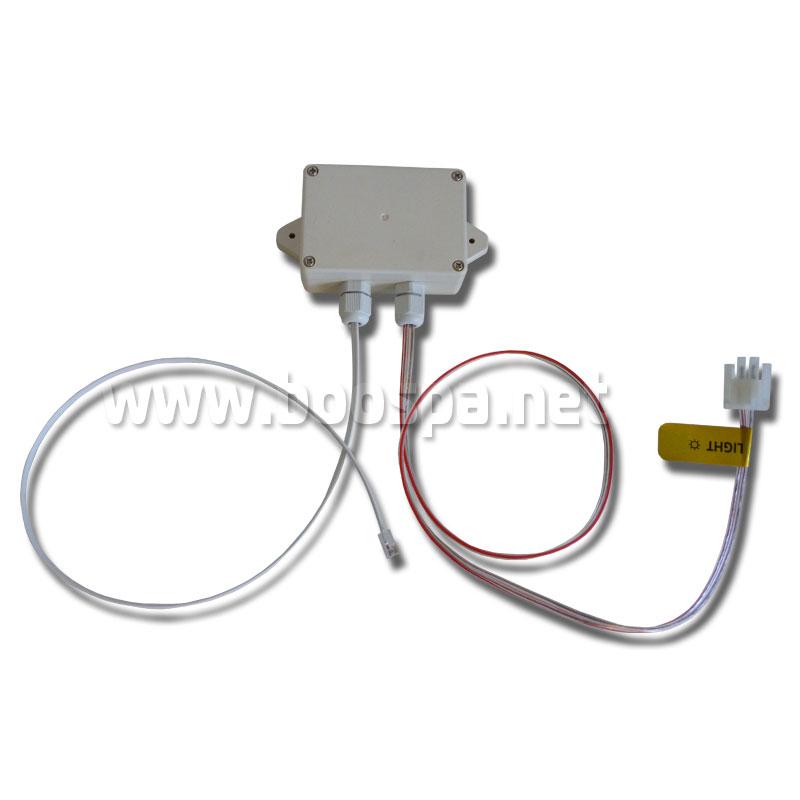 Boitier connecteur LED